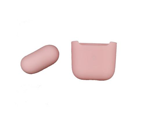 Чехол силиконовый для AirPods Pink