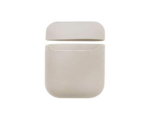 Чехол силиконовый для AirPods Stone