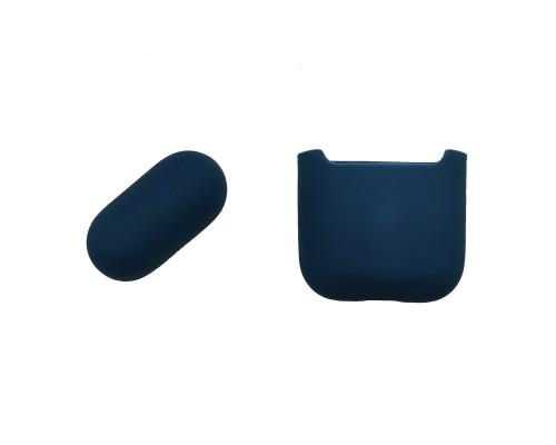 Чехол силиконовый для AirPods Olive