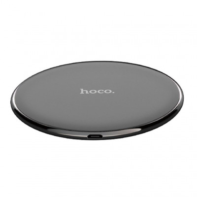 Беспроводное зарядное устройство HOCO CW6, черный