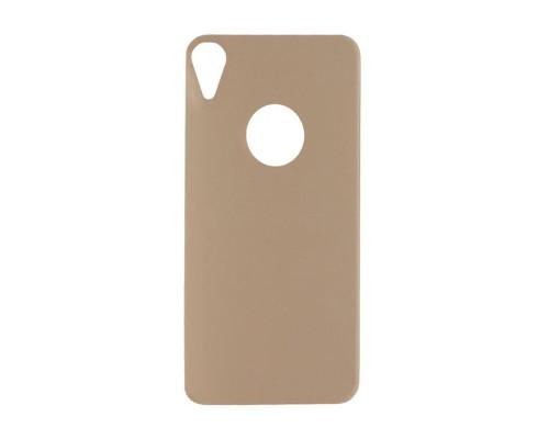 Защитное стекло для iPhone XR Baseus задняя часть золото