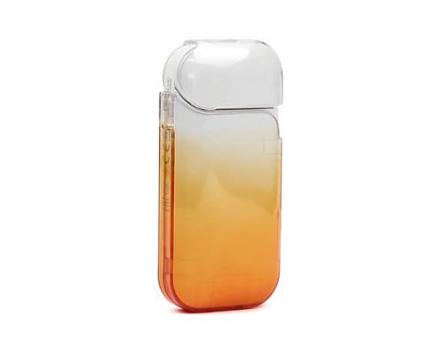 Чехол для IQOS 2.4 прозрачный желтый