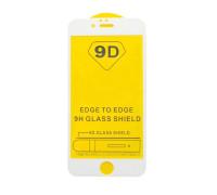 Защитное стекло для Iphone 6S 5D толщиной 0.3 мм белое