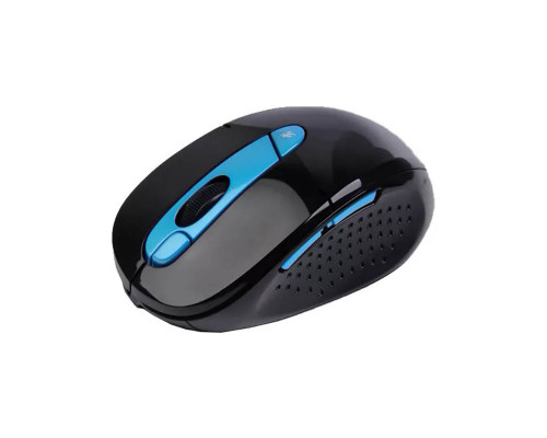Мышь G11-570HX DustFree HD Mouse USB, черная с голубым