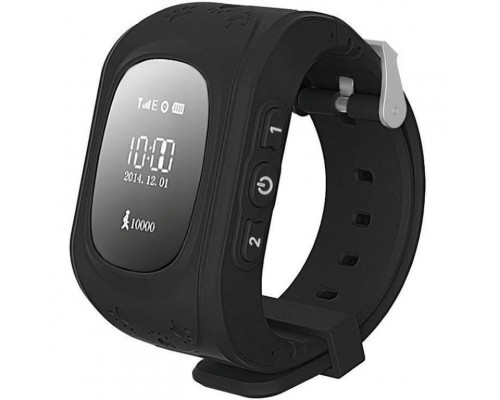Часы Smart Baby Watch Q50, черные