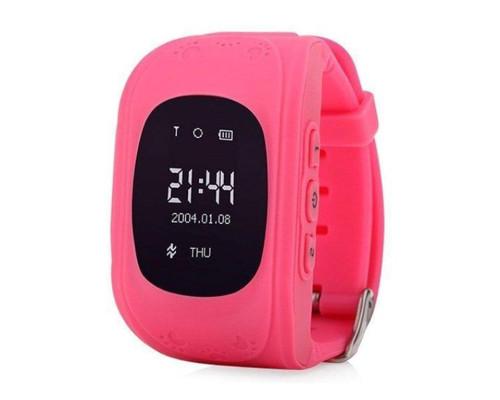 Часы Smart Baby Watch Q50, розовые