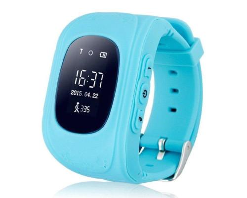 Часы Smart Baby Watch Q50, голубые