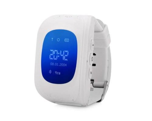 Часы Smart Baby Watch Q50, белые
