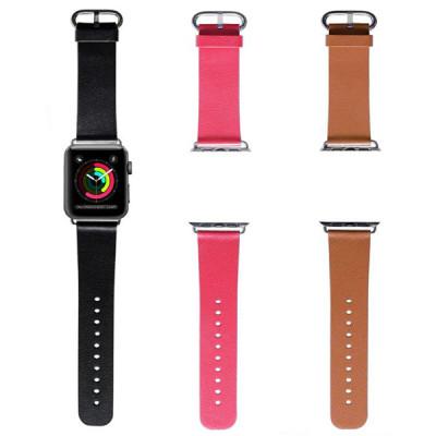 Ремешок для Apple Watch 42 - 44 мм кожаный