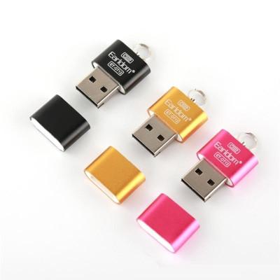 Кардридер USB для карт памяти microSD Earldom ET-OT12