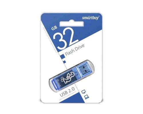 Флешка SmartBuy Glossy USB 2.0 32Gb