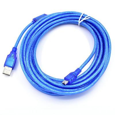 Кабель USB (2.0) — mini USB, 10 метров