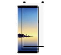 Защитное стекло для Samsung Galaxy Note 8 3D mini черное