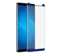 Защитное стекло для Samsung Galaxy Note 8 3D mini синее