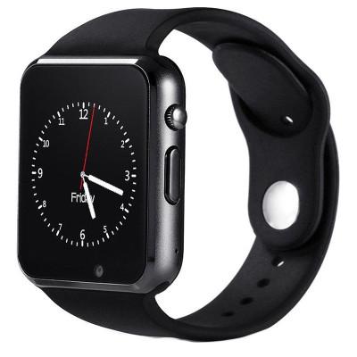 Часы Smart Watch A1 черный