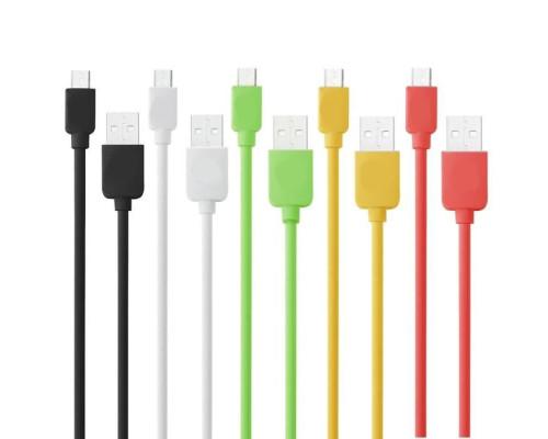 Кабель USB - microUSB 1 м