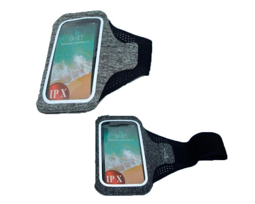 """Чехол для на руку ультратонкий для телефонов размером 5.5""""- 6"""""""
