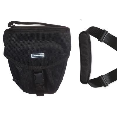 Сумка для фотокамеры r1 текстильная черная
