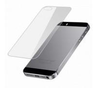 Защитное стекло для iPhone 5 на заднюю часть