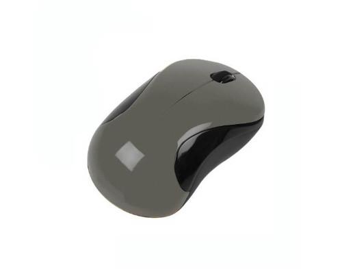 Мышь G9-320-2, беспроводная, серая