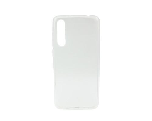 Чехол-накладка для Huawei P20 Pro (TPU, толщина 1.2 мм, прозрачный)