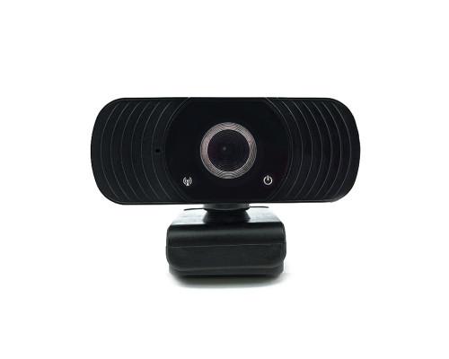 Веб-камера B3 со встроенным микрофоном и разъемом ¼ для установки на штатив, черная