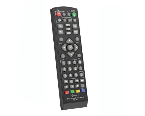 Пульт универсальный Dream DVB-T2 TV, для TV приставок
