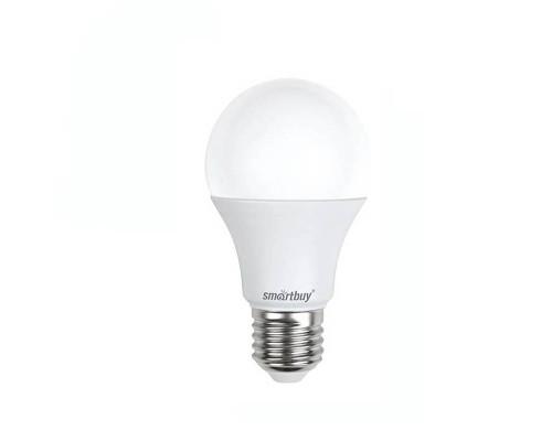 Лампа светодиодная SmartBuy SBL 4000K, E27, A60, 7Вт