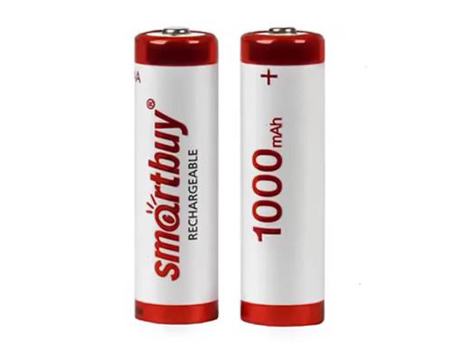 Аккумулятор Smartbuy R06 1000 мАч SBBR-2A02BL1000, 2 шт.
