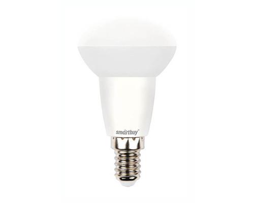 Лампа светодиодная SmartBuy SBL 4000K, E14, R50, 6Вт