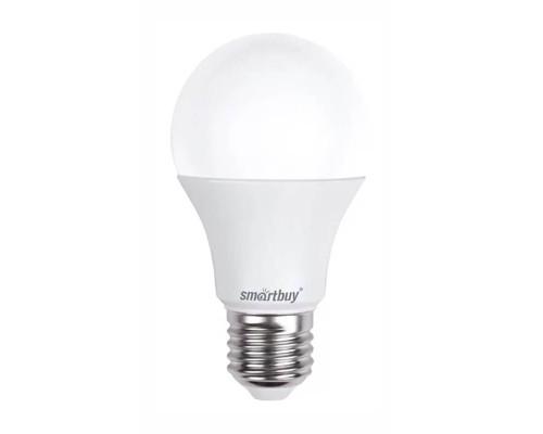 Лампа светодиодная SmartBuy SBL 3000K, E27, A60, 9Вт
