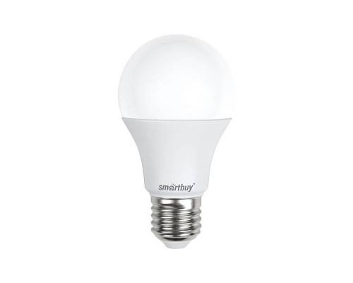 Лампа светодиодная SmartBuy SBL 4000K, E27, A60, 9Вт