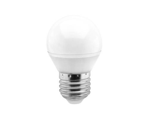 Лампа светодиодная SmartBuy SBL 4000K, E27, G45, 7Вт