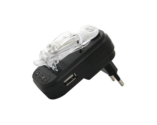 Универсальное зарядное устройство Лягушка Dream черная