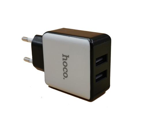 Сетевое зарядное устройство Hoco C52B, 2 А