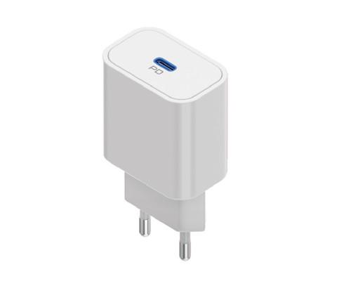 Сетевое зарядное устройство USB Type-C Dream PD42, 3 A, белое