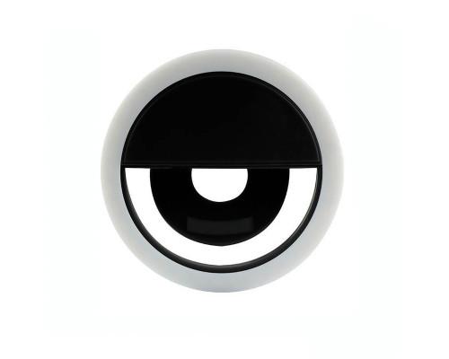 Селфи кольцо Selfie ring light PR-14 черное