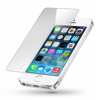 Защитное стекло для iPhone 4S толщиной 0.3 мм