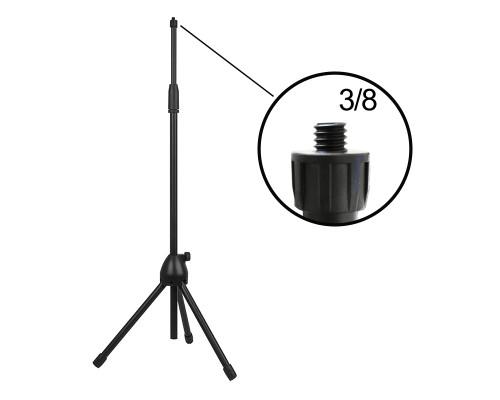 Напольная микрофонная стойка без держателей микрофона