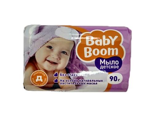 Мыло Baby Boom детское туалетное, 90 г