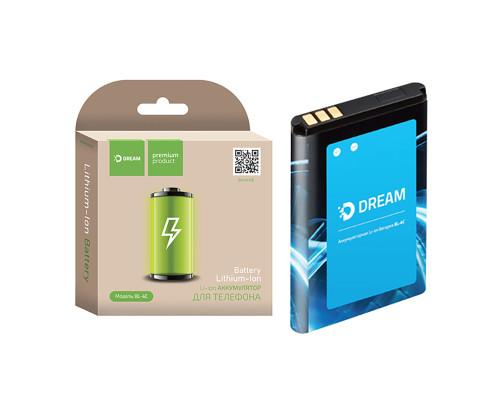 Аккумулятор Dream BL-4C для Nokia, 890 мАч