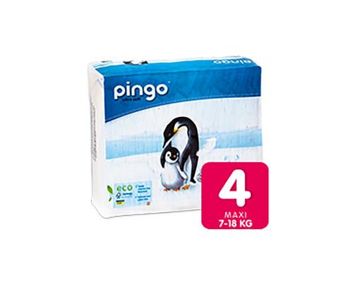 Подгузники Pingo Maxi, 7-18 кг, 40 шт.