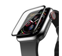 Защитная пленка для Apple Watch 42 мм с полной проклейкой