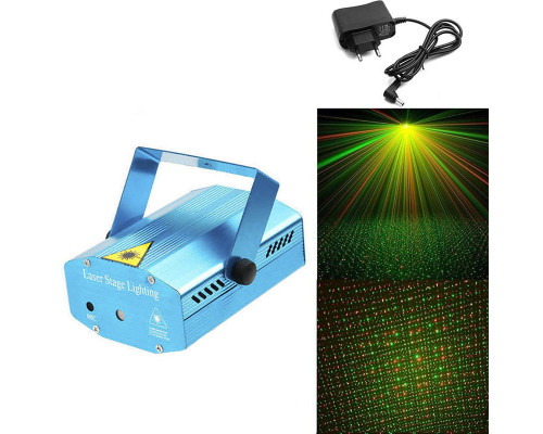 Новогодний Лазерный проектор для дома, точки