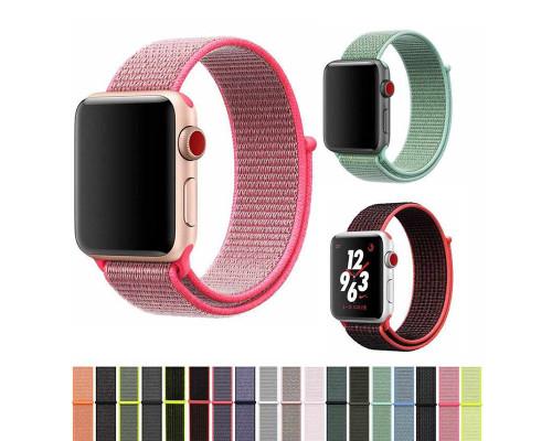 Нейлоновый ремешок для Apple Watch 38 - 40 мм