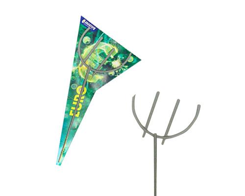 Свеча бенгальская фигурная объемная Евро