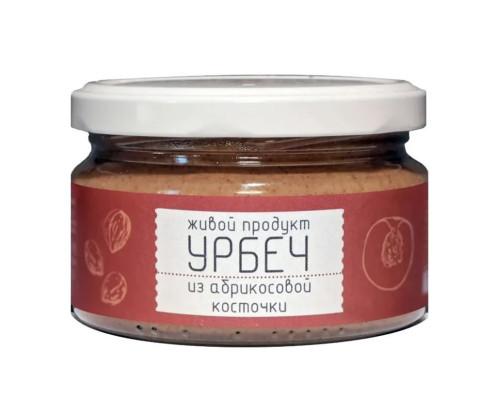 Урбеч из ядер абрикосовых косточек Живой Продукт 225 г