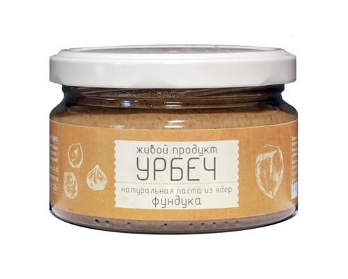 Урбеч из ядер фундука Живой Продукт 225 г