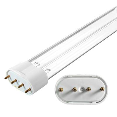 Лампа ультрафиолетовая бактерицидная 38W (Вт) 2G11 UVC (без озона)
