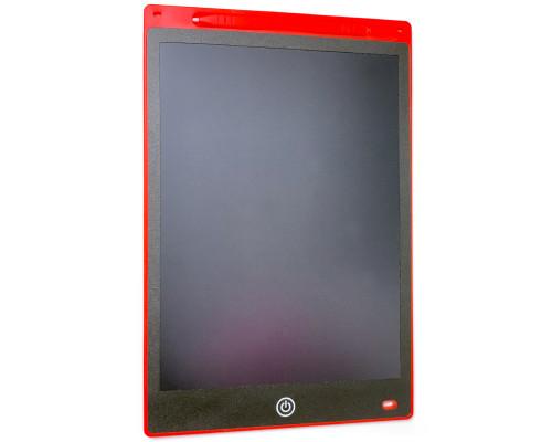 Графический планшет Tablet для рисования стилусом, 8.5 дюймов, красный